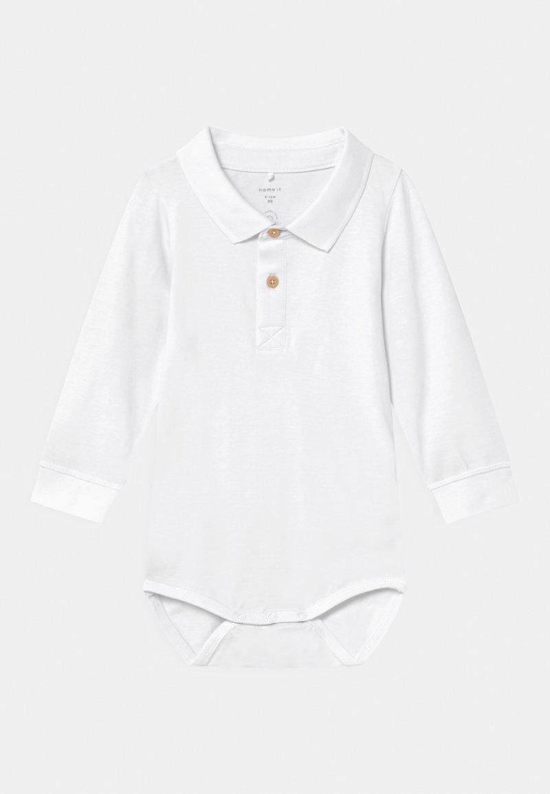 Name it - NBMFITON - Polo shirt - bright white