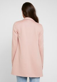 Vero Moda - VMJANEY LONG - Cappotto corto - misty rose