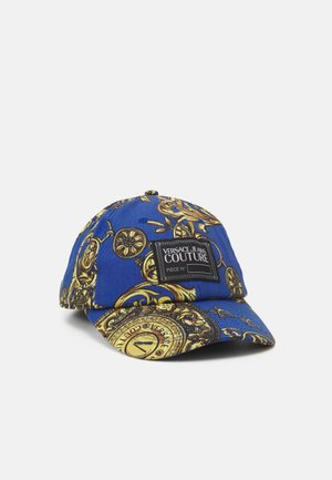 BASEBALL WITH CENTRAL SEWING UNISEX - Cap - midnight/gold