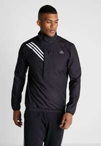 adidas Performance - OWN THE RUN - Laufjacke - black - 0