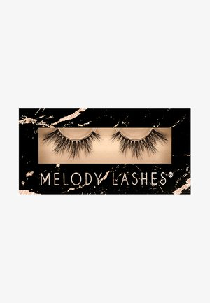 FANCY - False eyelashes - black