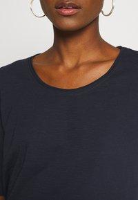 Esprit - Camiseta básica - navy - 4
