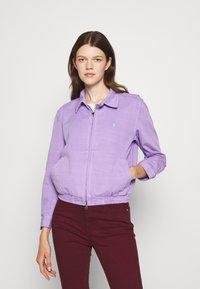 Polo Ralph Lauren - MONTAUK - Denim jacket - cruise lavender - 0