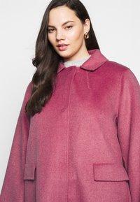 Persona by Marina Rinaldi - NATURA - Classic coat - lilac - 3