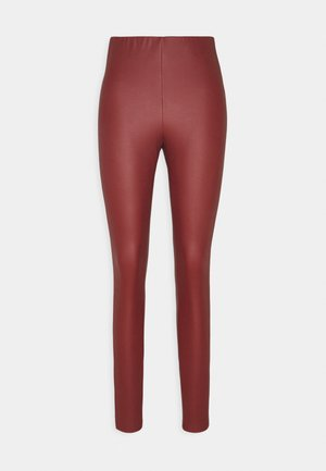 ONLRACHEL  - Leggings - Trousers - fired brick
