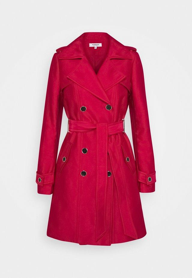 ZOE - Trenchcoat - rouge