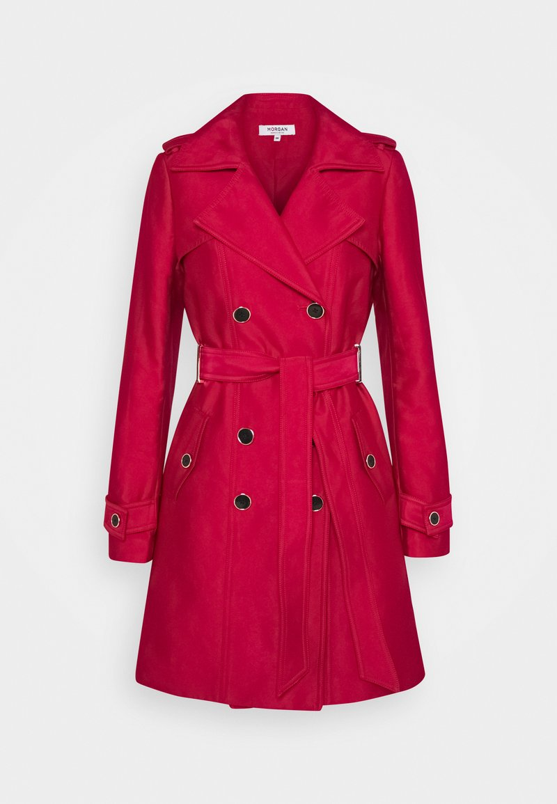 Morgan - ZOE - Trenchcoat - rouge