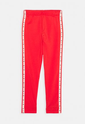 AIR FAVORITES - Leggings - Trousers - light crimson/washed coral