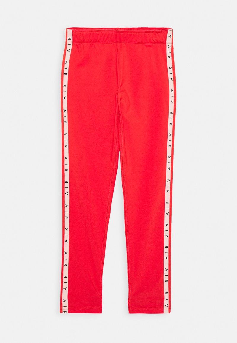 Nike Sportswear - AIR FAVORITES - Leggings - light crimson/washed coral