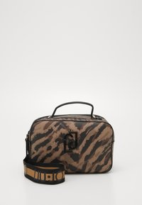 LIU JO - CAMERA CASE ZEBRA - Across body bag - multicoloured - 0
