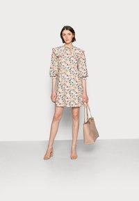 Love Copenhagen - ELLIE DRESS - Day dress - coral - 1