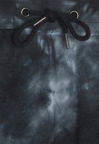 Zign - UNISEX - Pantalon de survêtement - mottled black - 5