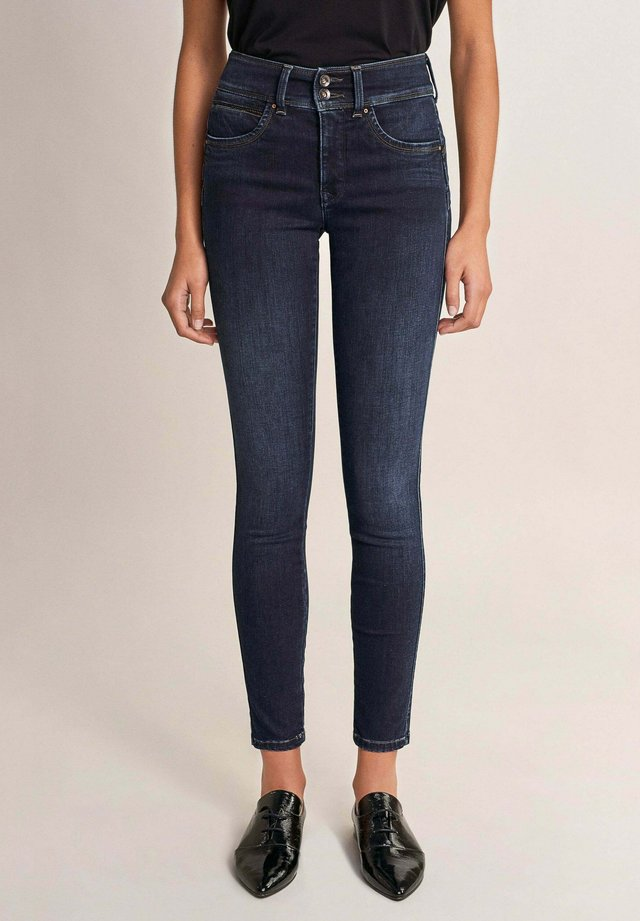 SECRET PUSH IN  - Jeans Skinny Fit - blau