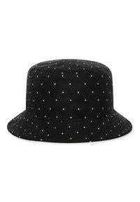 Vans - MN UNDERTONE II BUCKET - Hat - black-white - 0