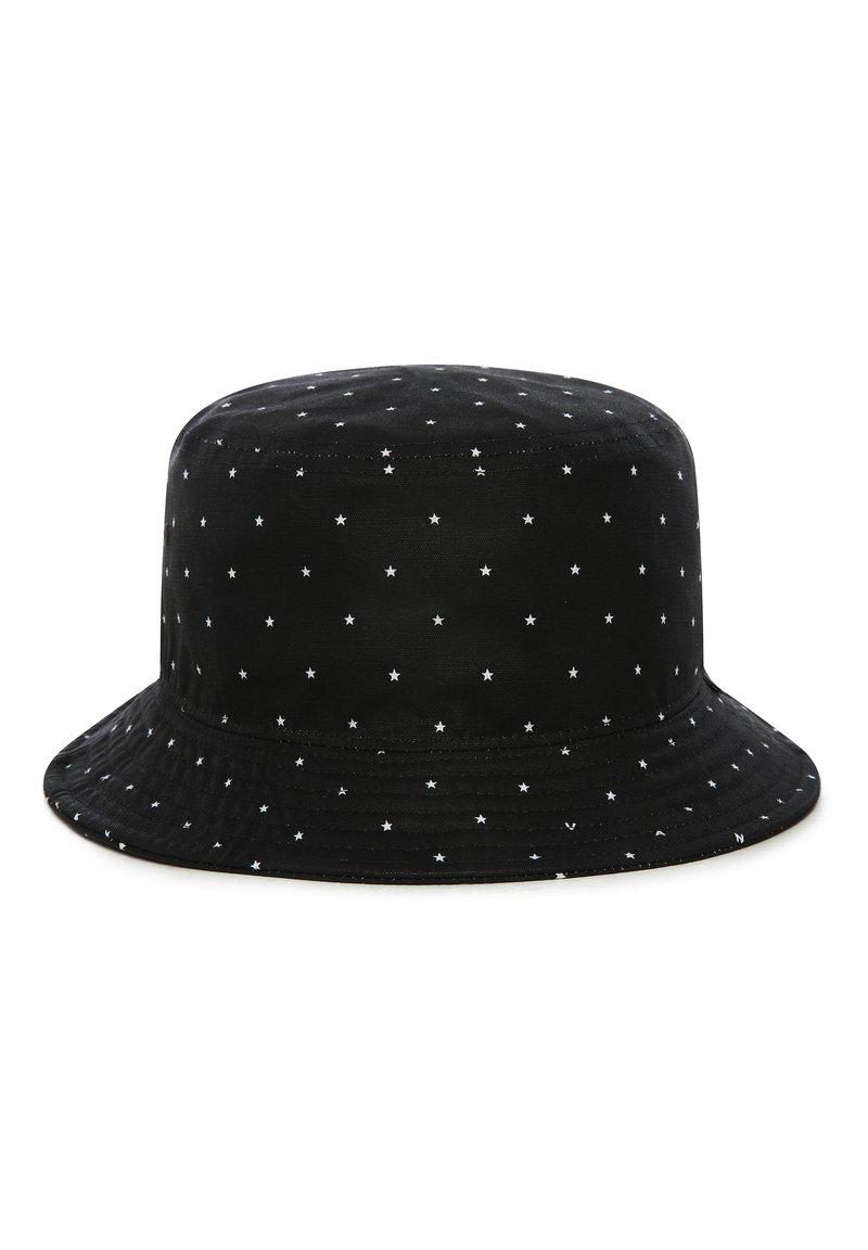 Vans - MN UNDERTONE II BUCKET - Hat - black-white