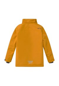 TrollKids - KIDS HOLMENKOLLEN SNOW JACKET PRO - Snowboardjakke - golden yellow/mystic blue - 2