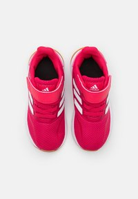 adidas Performance - RUNFALCON I UNISEX - Neutral running shoes - power pink/footwear white - 3