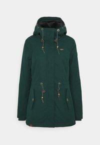 Ragwear - MONADIS - Winter coat - dark green - 4