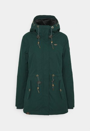 MONADIS - Winter coat - dark green
