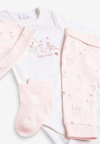 Next - 4 PIECE BUNNY - Pyjama - white - 5