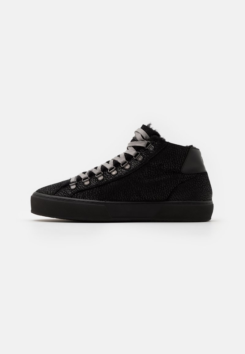 Crime London - Sneakers hoog - black