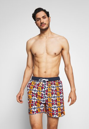 LECCE - Swimming shorts - multi-coloured