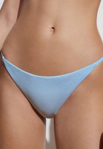 Bikini bottoms - light blue