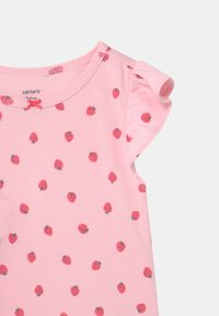 Carter's - SHORTALL SET - T-shirt imprimé - blue - 2
