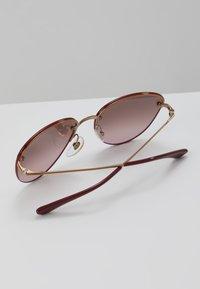 VOGUE Eyewear - Sunglasses - gold-coloured - 4