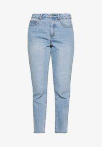 Lost Ink Petite - VINTAGE MOM - Jeans straight leg - goji - 3