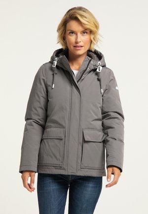 Winter jacket - grau