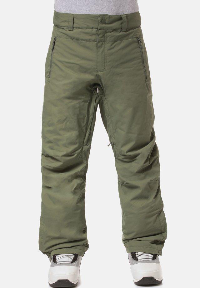 Pantalon de ski - forest green