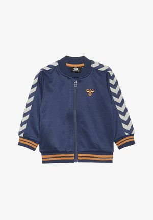 GRAIG ZIP JACKET - Giacca sportiva - dark denim