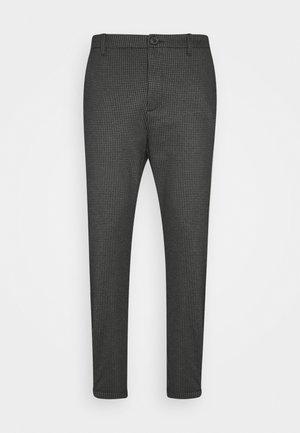 PISA HOUND PANT - Bukser - black