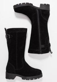 Jana - Platform boots - black - 3