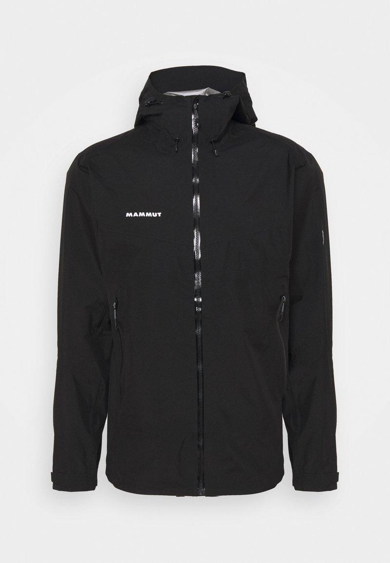 Mammut - CONVEY TOUR - Outdoorjas - black/white