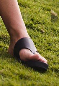 Next - T-bar sandals - black - 2