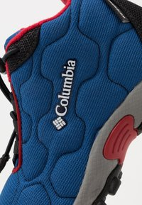 Columbia - FIRECAMPMID - Hiking shoes - royal/ rocket - 2