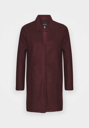 VMBRUSHEDKATRINE JACKET - Manteau court - port royale/melange