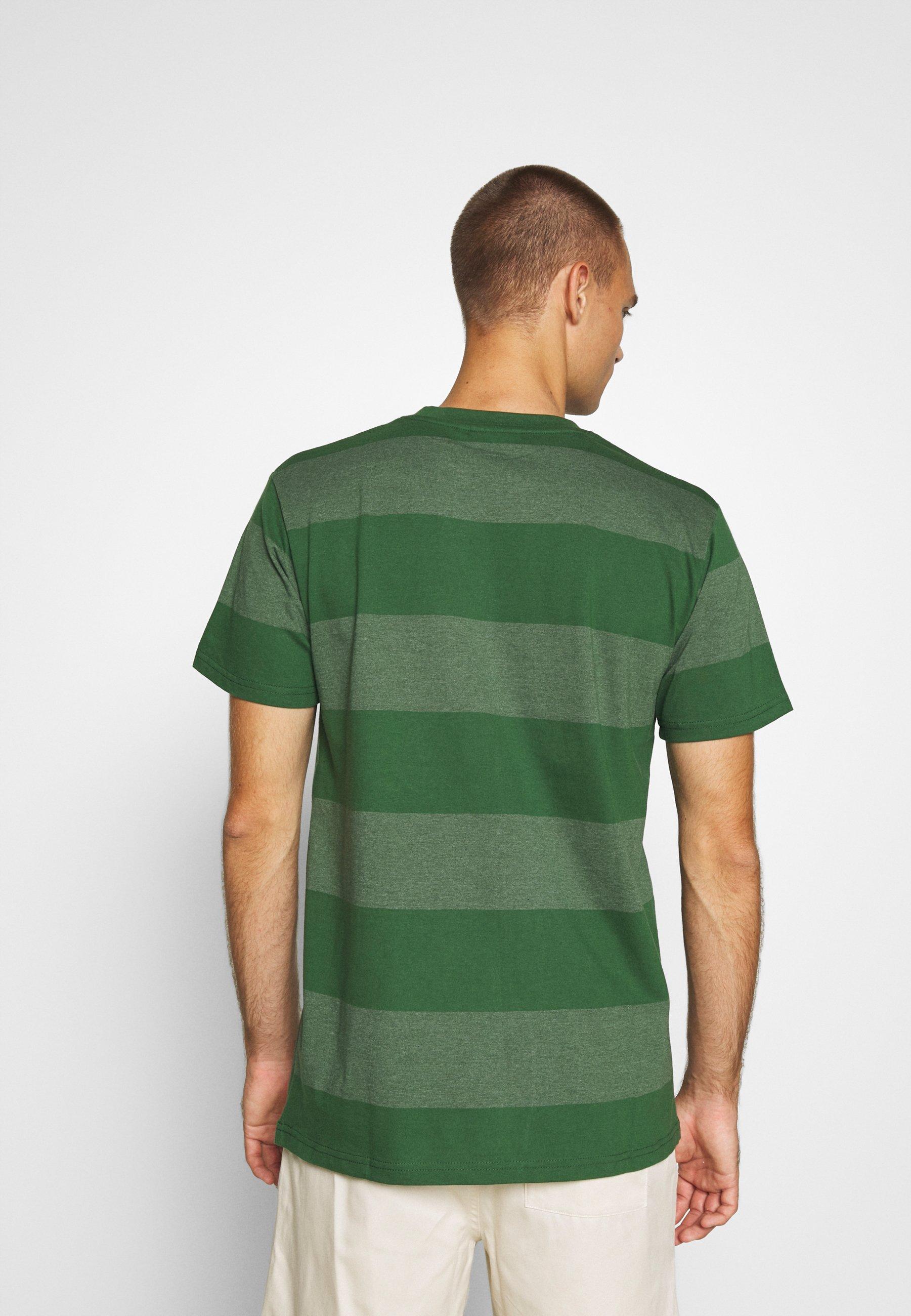 Minimum SANDRO - Print T-shirt - greener pastures 7PrpJ
