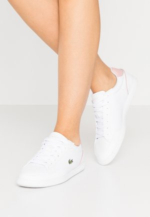 GRADUATE CAP - Sneaker low - white/light pink
