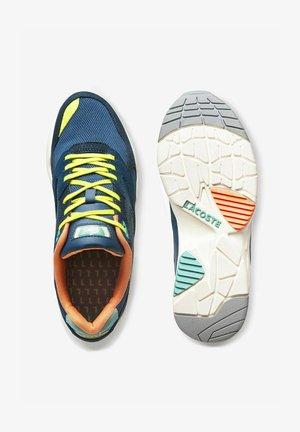 Sports shoes - nvy/trqs