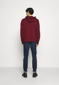 GAP - ARCH - Zip-up hoodie - shiraz - 2