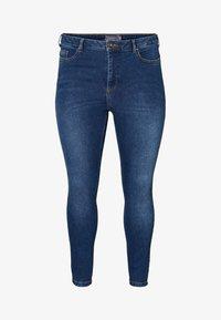 JUNAROSE - by VERO MODA - Slim fit jeans - medium blue denim - 3