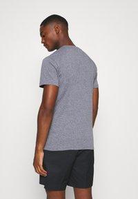 Superdry - TEE - Print T-shirt - tois blue heather - 2