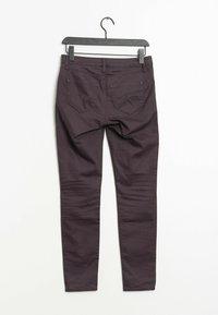 Street One - Slim fit jeans - purple - 1