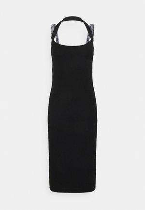 SAMMY - Žerzejové šaty - schwarz