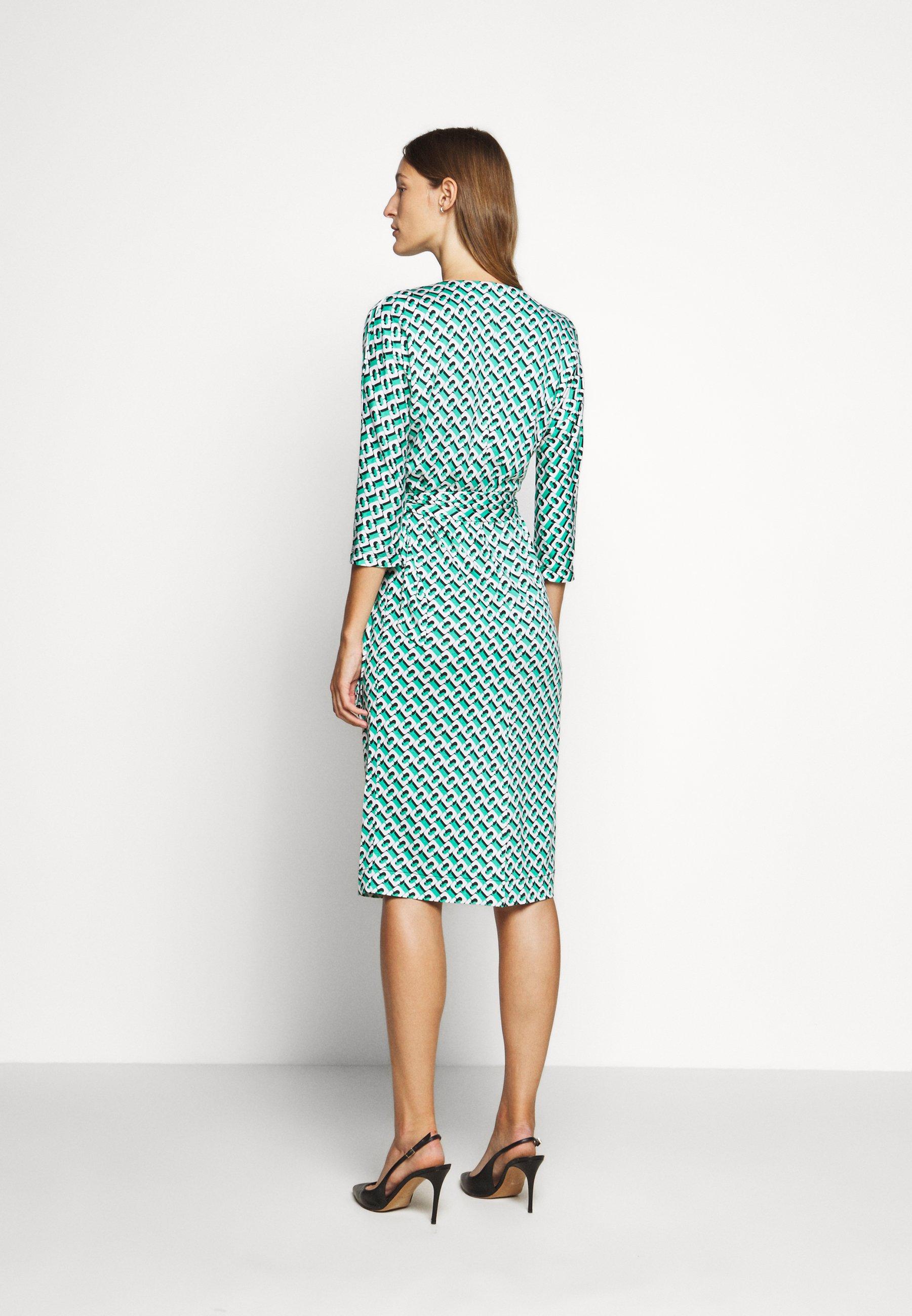 Diane von Furstenberg ISADORA Freizeitkleid green/grün