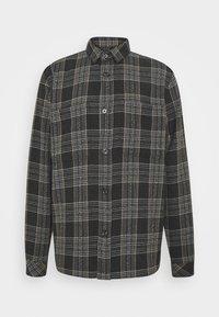 WALTONES OVERSHIRT - Košile - black
