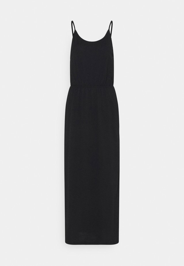 VIDREAMERS SINGLET DRESS - Maxi-jurk - black